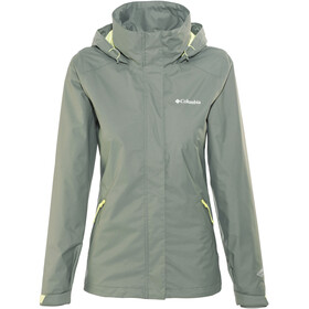 Columbia Trestle Trail Hooded Jacket Women sedona sage